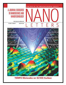 nano letters, best nanotechnology journals in ninithi.com
