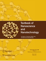 textbook of nanoscience and nanotechnology