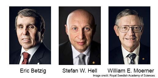 Noble Prize winners of 2014 for chemistry